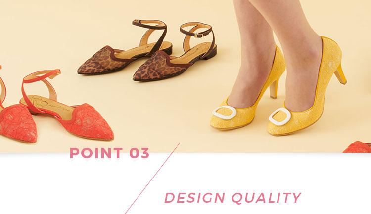 POINT03 DESIGN QUALITY