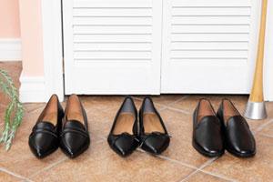 お仕事靴についてのアンケート
