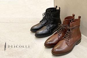 Dei Colli イタリアインポートのブーツが入荷