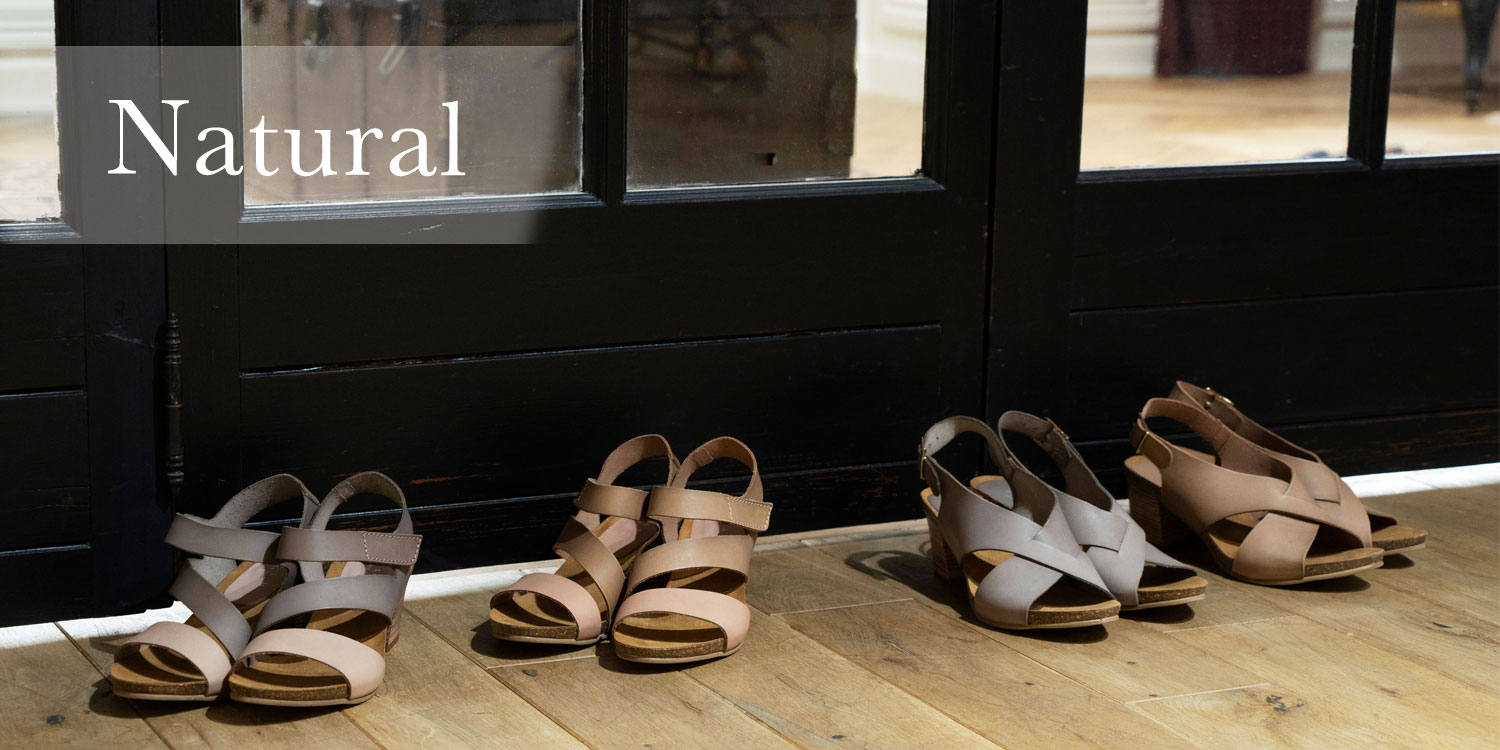2021SS wash sandal collection