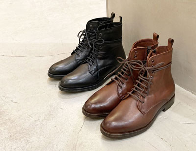 Dei Colli イタリアインポートのブーツが今年も入荷